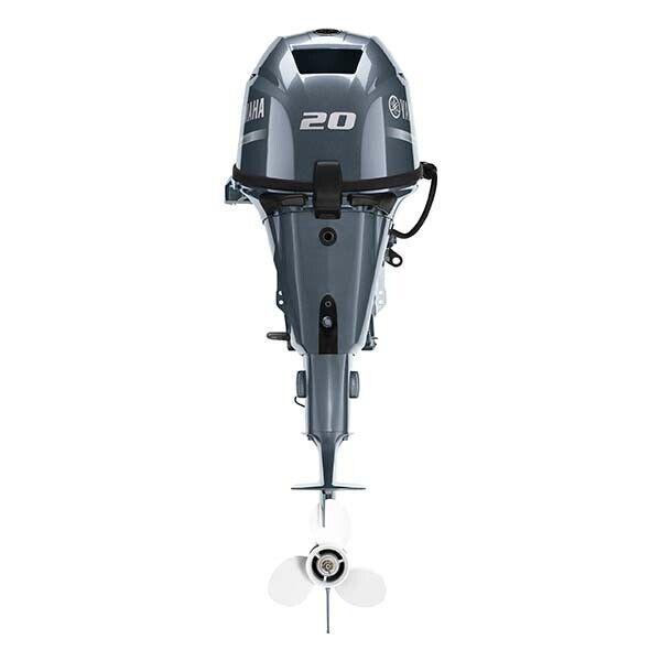Yamaha F20sea Outboard Motor Engine