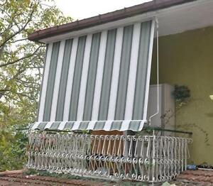 Tende da esterno al miglior prezzo. Tenda Da Sole A Caduta Amalfi Con Ganci Ebay