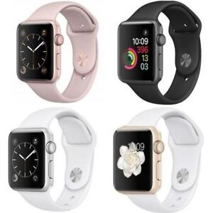 Apple Watch Series 2 - 38mm/42mm - Aluminum Case - Sport Band - iOS - Smartwatch