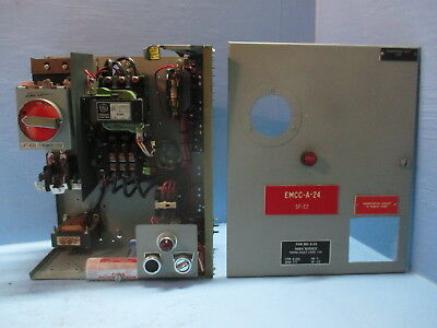 """General Electric GE 7700 Size 2 Starter 18"""" 60 Amp Fusible ..."""