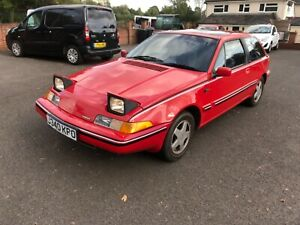 Volvo 480 es 2 door coupe 1.7 manual sum roof e/w alloys very clean car no rust