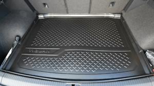 details sur veritable vw tiguan 2016 2017 coffre noir bagage compartiment tapis