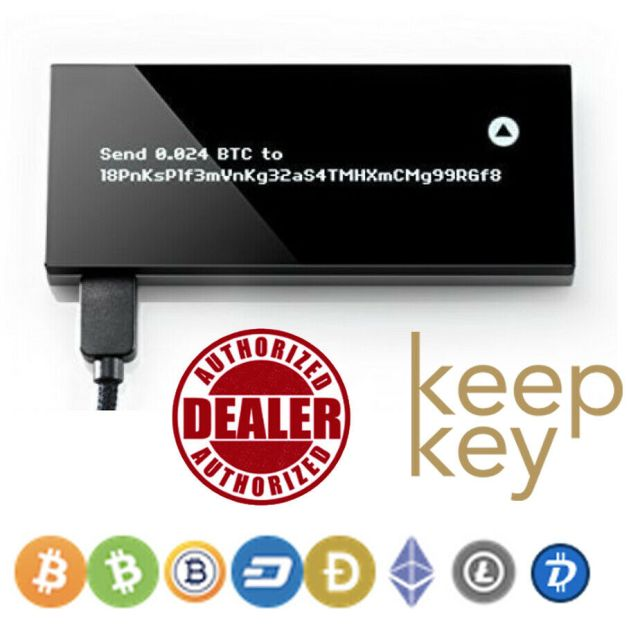 S l1600 Keepkey The Simple Cryptocurrency