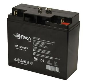 Raion Power 12V 18AH 51913 BMW K1200LT K1200RS AGM SLA ...