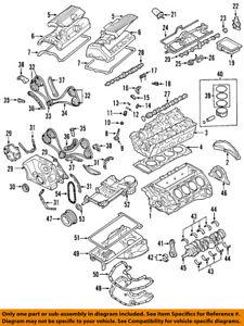 BMW OEM 0610 650iEngine Oil Pan Gasket 11137589687 | eBay