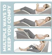 medcline positioning wedge pillow anti