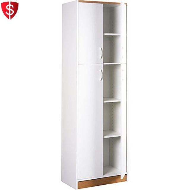 Kitchen Pantry Storage Cabinet 5 Shelves Organizer Shelf Utility Food 4 Doors 2
