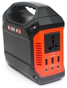 Antiference ASG01 generador solar Batería e inversor (cargado por Solar 3