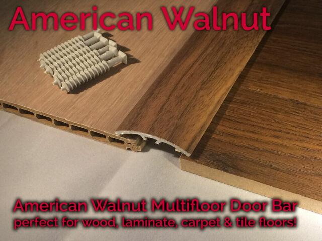 laminate carpet tile beech door bar ramp trim strip transition threshold strips