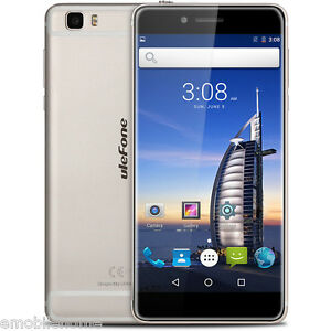 "Ulefone Future 5.5"" 4G Smartphone Android 6.0 Octa Core 4GB/32GB 16MP Type-C GPS"