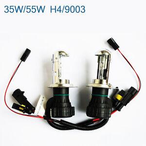 35W 55W HID Xenon Bi Xenon Hi Low Dual Beam Bulbs H4 H13