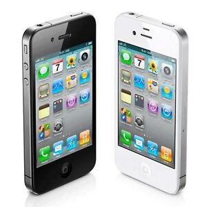 "8/16/32/64GB Apple iPhone 4S GSM Factory Unlocked 3.5"" 8MP Smartphone US"