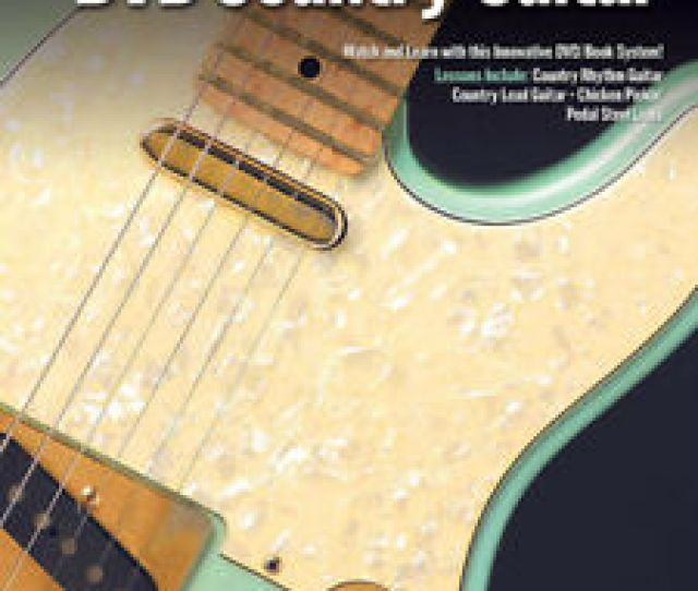 Image Is Loading Country Guitar At A Glance Learn To Play