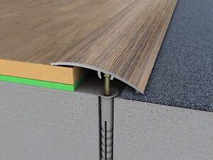 details about aluminium door bars threshold strip transition trim laminate tiles 47 mm x180 cm