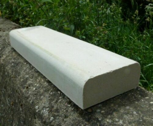 commercial flooring tiles portland buff charcoal large bullnose cast stone wall coping 300mm x 1000mm commercial floor wall tile accessories