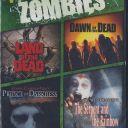 4 Movie Midnight Marathon Pack: Zombies (DVD, 2014, Widescreen) BRAND NEW