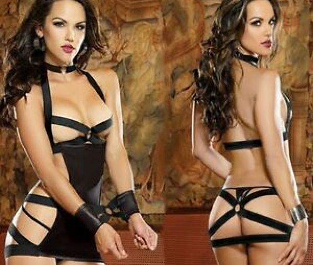 Image Is Loading Sexy Play Time Baby Doll With Wrist Restraints