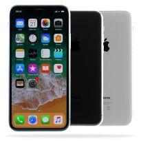 Apple iPhone X / 64GB / Space Grau / Silber / eBay Garantie / Gebraucht - MwSt.