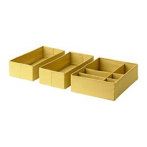 details sur ikea beckis tiroir rangement organisateur boxes adapte 3er lot neu ovp