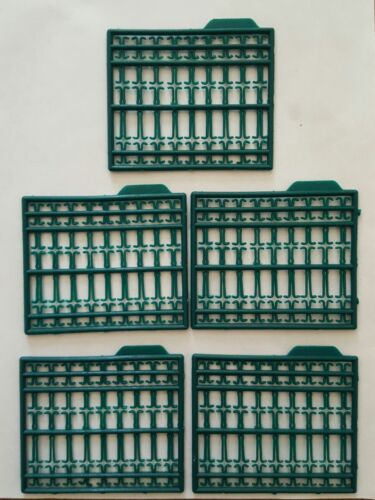 Boilie-Hair-Rig-Stops-x-63-Stops-Per-Card-5-or-10-Cards-Dark-Green-3-Types