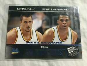 2008 Press Pass UCLA Teammates KEVIN LOVE RUSSELL ...
