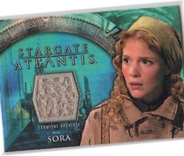 Image Is Loading Stargate Atlantis Season 1 One Erin Chambers Sora