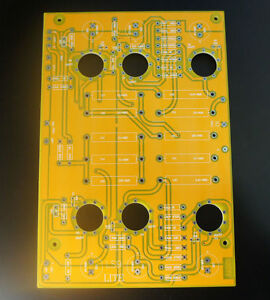Lite Ls9 Pcb Tube Preamp Board Empty Plate Base On Jadis