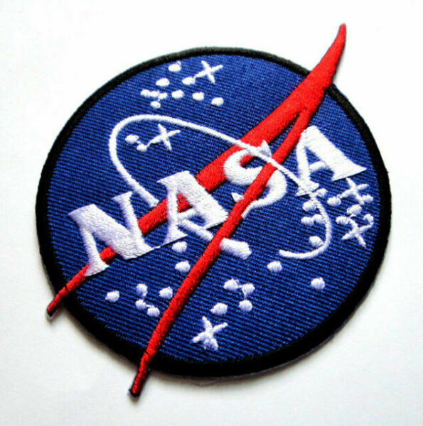 NASA Space Program Discovery Embroidered Iron on Patch for ...