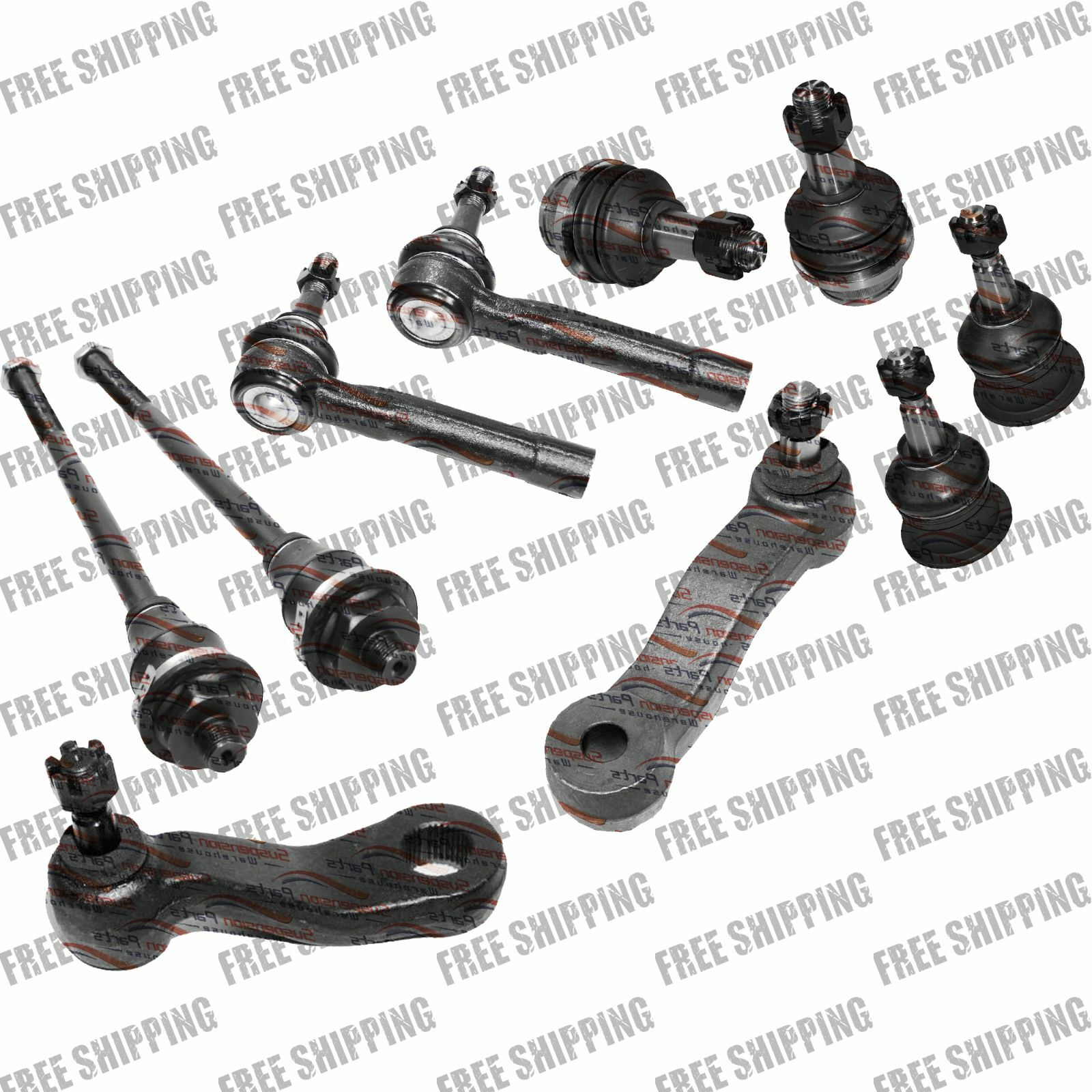 Chevrolet Silverado Hd Gmc Sierra Hd Front Kit Steering Chassis Parts