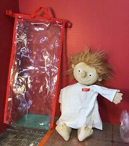 "Vintage Sigikid Erwin 17"" The Little Patient Anatomy Doll ..."
