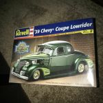 Revell 39 Chevy Coupe Lowrider Model 85 2362 2001 For Sale Online Ebay