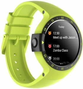 Ticwatch S Smartwatch Waterproof Sport Heart Rate Android iOS Lime White Black
