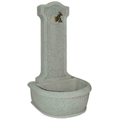 Novità fontana design moderno da giardino, vendo 3 rubinetti x fontane o fusti 1/2 completamente nuovi. Fontane Da Esterno In Pietra Acquisti Online Su Ebay
