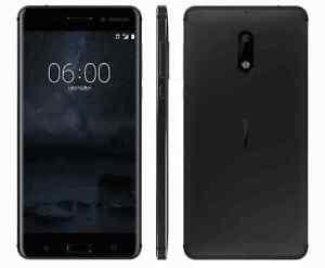 Brand New Nokia 6 64GB,RAM 4GB Octa Core unlocked Android 2017 Dual SIM US