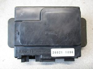 KAWASAKI FUSE JUNCTION BOX ASY FJ VN ZX ZR 600 750 800 900 1100 1200 260211096 | eBay