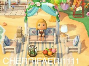 ACN H New Horizons white birch outdoor living room ... on New Horizons Living Room  id=79155