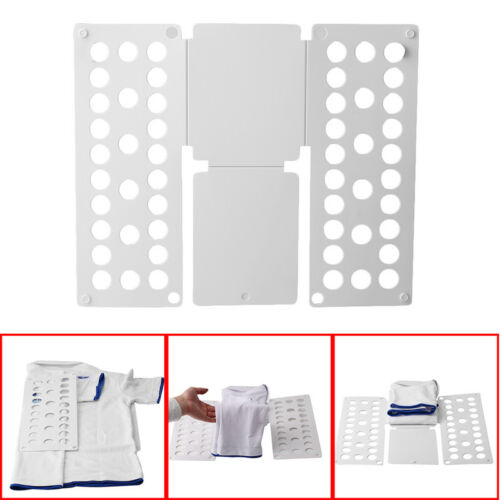 New-Clothes-T-Shirt-Folder-Child-Magic-Folding-Board-Flip-Fold-Laundry-Organizer