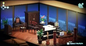 Animal crossing New Horizons Bedroom Living Room | eBay on Animal Crossing Living Room Ideas New Horizons  id=63093