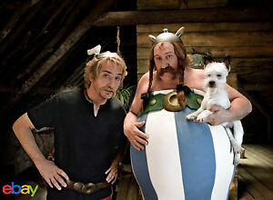 photo asterix and obelix edward baer gerard depardieu ref dep170320142 ebay