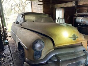 1951 Oldsmobile Series 88