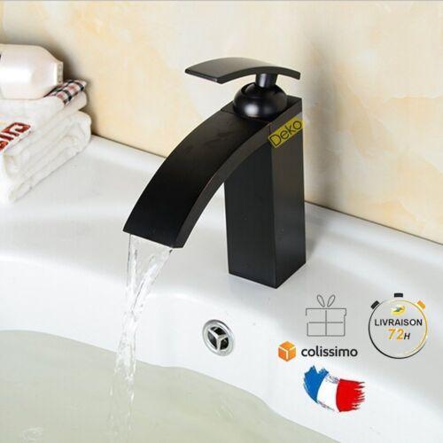 bricolage robinet lavabo mitigeur salle de bain cascade flexibles voisap