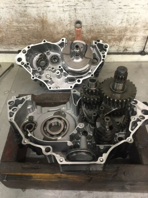 Yamaha Yfz 450 Engine Rebuild Service With Crank Piston