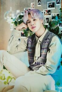 details zu bts jimin limited poster new official bts fan meeting 5th muster magic shop