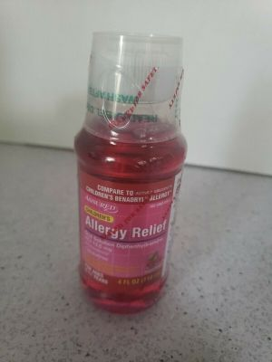 Childrens Allergy Liquid