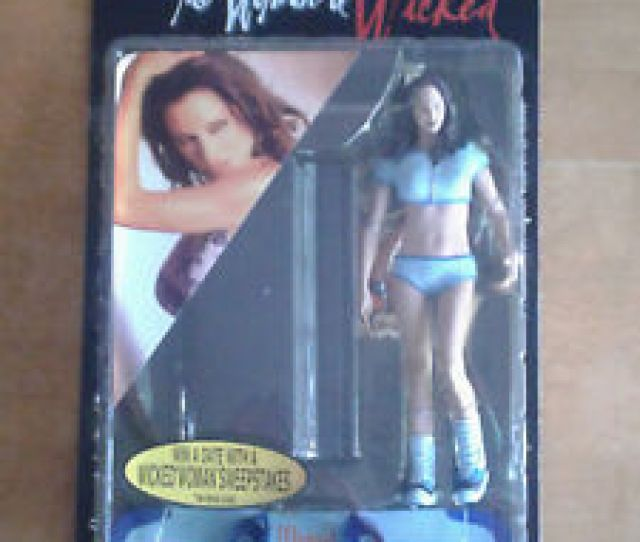 Image Is Loading Adult Superstars Sydnee Steele Figure Plastic Fantasy Wicked