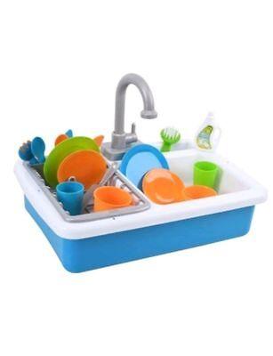 brand new spark kitchen sink running working water play sink ebay