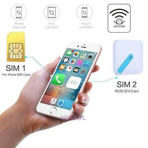 Dual sims for Iphone 6,7,8,X