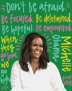 details about michelle obama black lives matter i miss obama poster no frame poster