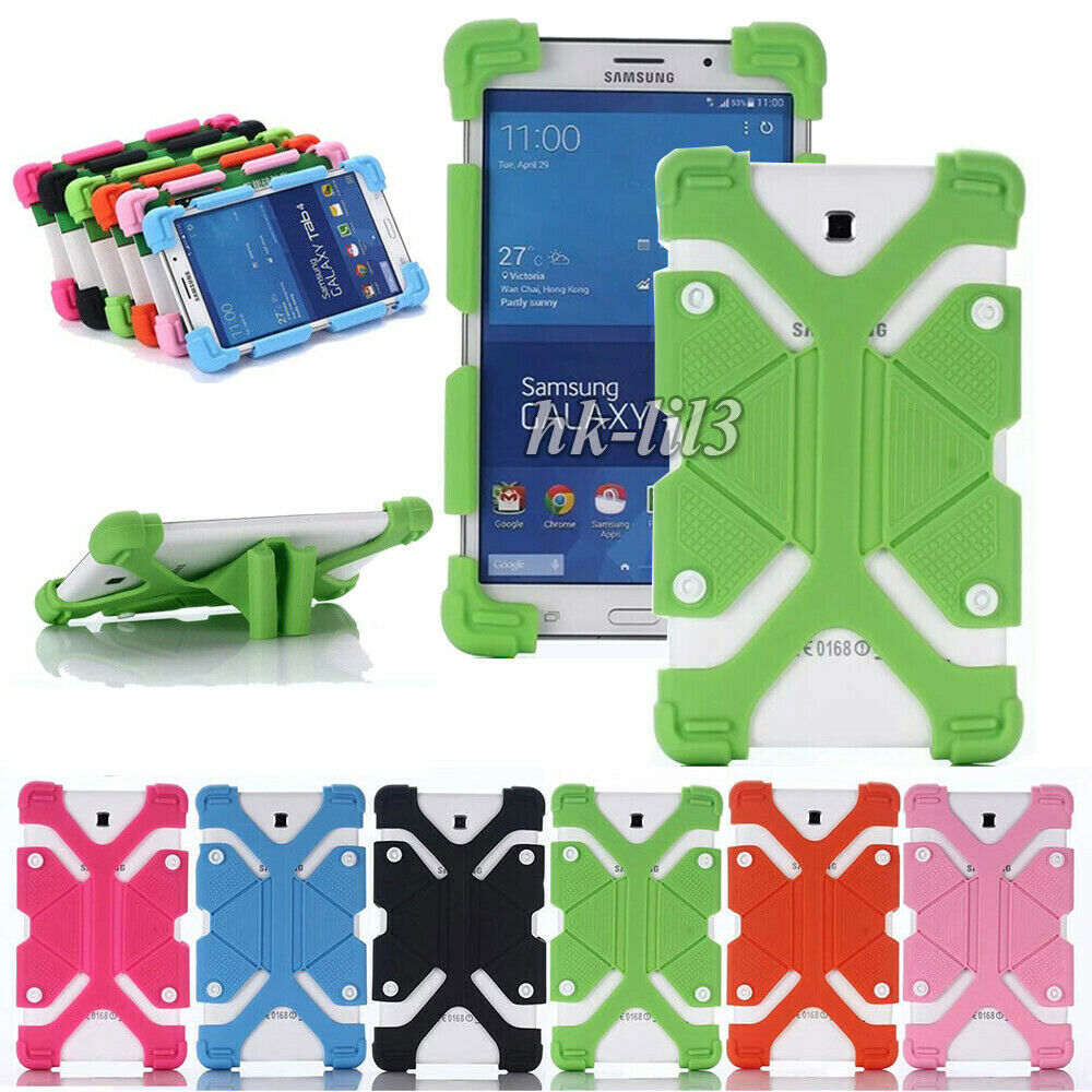 For Lenovo TAB 10 10.1″ TB-X103F Tablet 2016 Universal Silicone Gel Case Cover