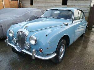 Daimler V8 250. 1968 Restoration Project